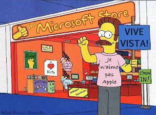 Microsoft Store Boutique Concept