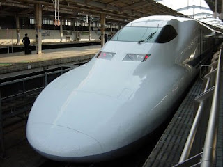 Shinkansen Japan Bullet Train