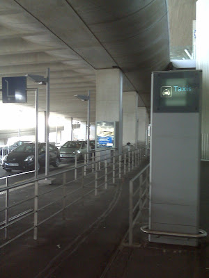 Taxi Charles De Gaulle Roissy Airport