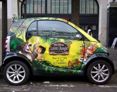 Avenged Car Smart Car Accessories Airbrush