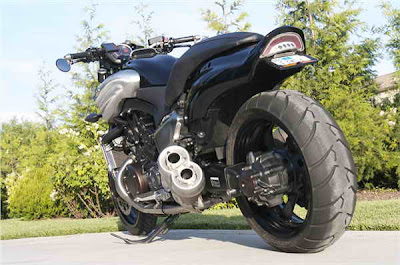 New Motorcycle Limited Edition Modification Yamaha VMAX
