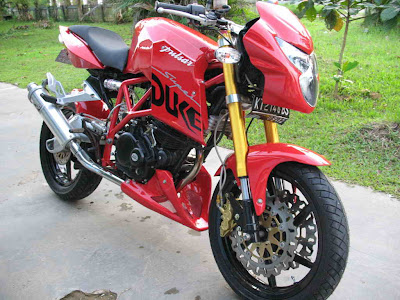 New Motorcycle Modification | Custom Bajaj Pulsar