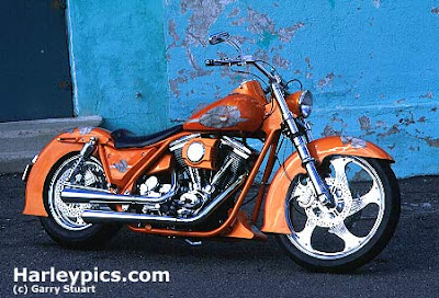 Modification Harley Davidson