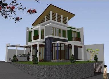 Happy Holidays The Development Of Modern And Minimalist House