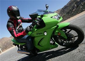 Blog Of Autorizm  Used Kawasaki Ninja 250R First Ride   Reviews