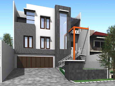 Minimalist Home Designs: Minimalist Design Style House Widely Used