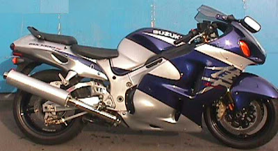 Hayabusa 1300/gsx1300r Complete Specification in selling