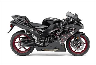 New Kawasaki Ninja 250R
