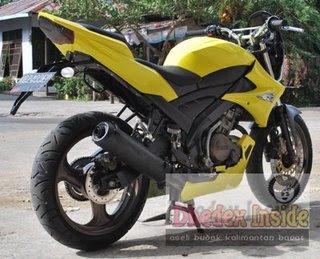 Custom Yamaha Vixion