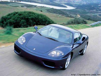 Posters Ferrari 360