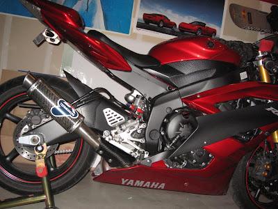 Termignoni Yamaha R6 Motorsports