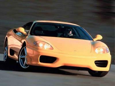 Ferrari 360 Car UK