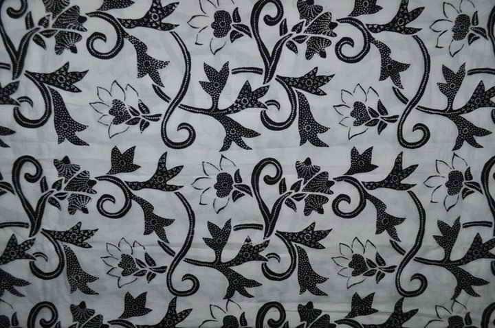 Batik Fabric Kebumen Area: Cheap Batik