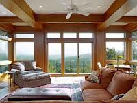 Modern Minimalist Interior Design House of Wood