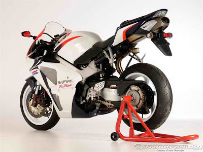 Honda VFR800RR Bioblade Specifications