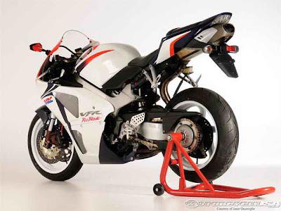 Honda VFR800RR Bioblade Specifications