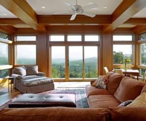 Minimalist Design Home on Minimalist Modern House Interior Wood Model