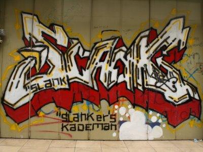 Graffiti Slank
