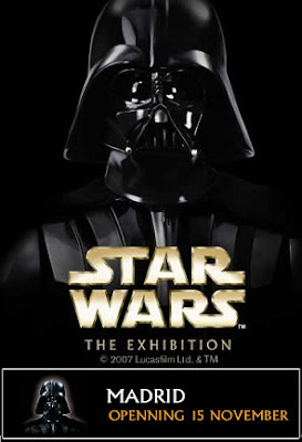 La exposición Star Wars en Madrid