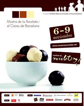 Muestra del Chocolate y el Cacao de Barcelona