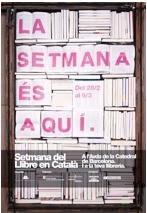 Feria del libro en catalán