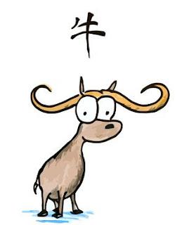 año del buey o búfalo
