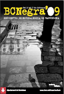 Novela Negra, Barcelona