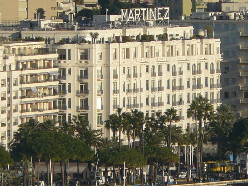 Dicas pr ticas de franc s para brasileiros cannes - Hotel martinez cannes tarifs chambres ...