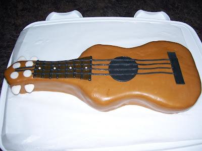 wallpaper ukulele. Rich#39;s Ukulele Birthday Cake!