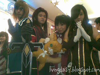 Animonster Sound 2010 cosplay Tales of the Abyss