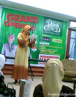 ranti grand opening