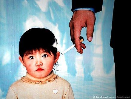 Los niños asmáticos expuestos al humo del tabaco tienen m�