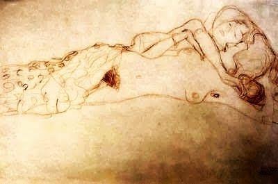 Nude (Gustav Klimt)