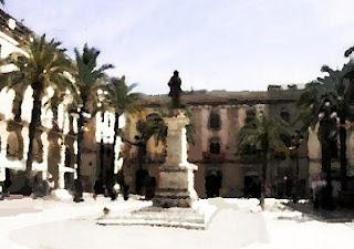 Plaça de la Vila (Esmeralda Vallverdú)