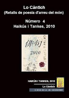 Lo Càntich - Número 4 - Haikús i Tankes, 2010