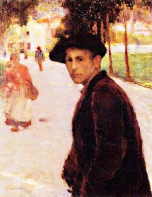 El periple del jove rodamón (Jules Adler)