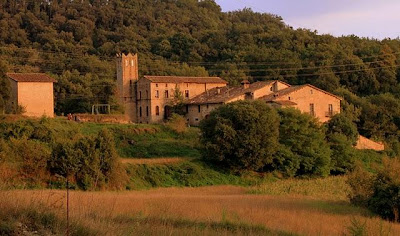 Trobada poètica a Can Molas, Sant Pere de Torelló (Fotografia: Ferran d'Armengol)