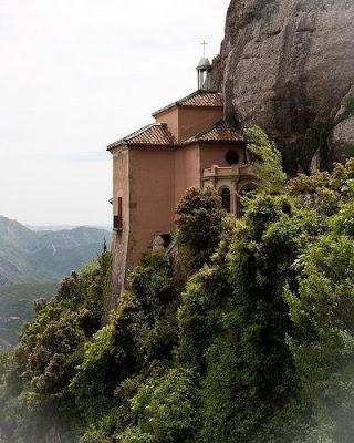 Ermita de la Santa Cova (Sergi Comas)
