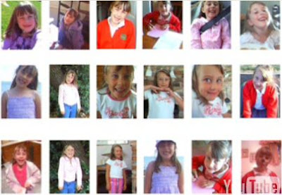 missing girl photo, Savannah-Jade