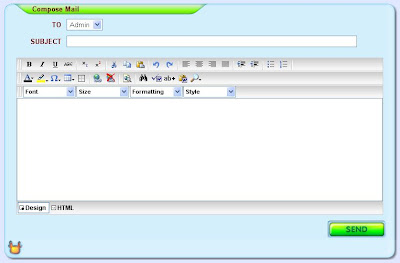 iTalk Buddy Mojikan Message Compose Editor
