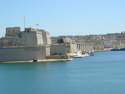 Malta, Mediterranean Sea