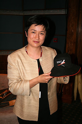 Penny Wong Australian Minister for Climate Change and Water