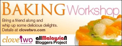 free Baking Workshop