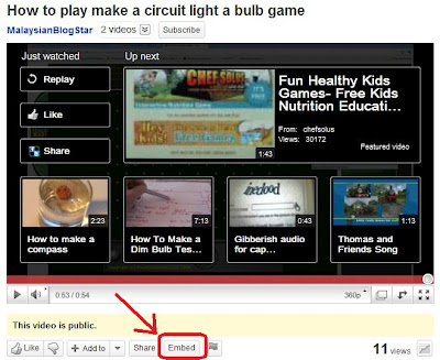 Complete circuit light a bulb online game
