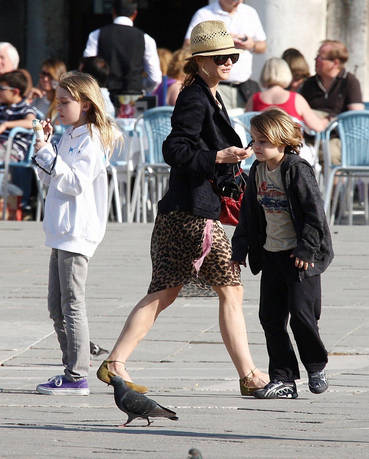 Депп и паради дети фото