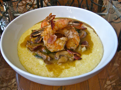 Bill Neal's shrimp grits