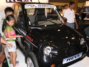 Reva Electric Vehicle