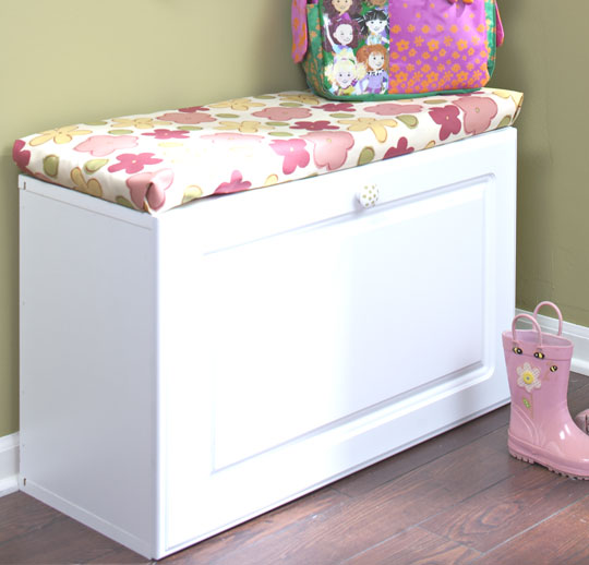Mudroom Storage Bench Diy: Ma Belle Maison: Essential Elements Of A Mudroom