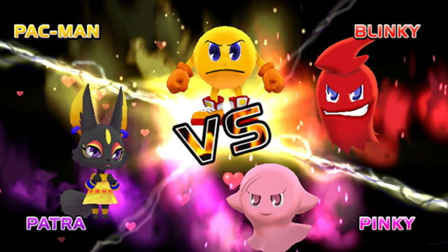 Pac-Man Party- WII
