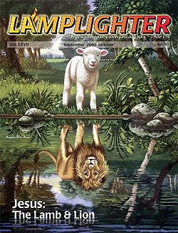 Jesus the Lamb and the Lion